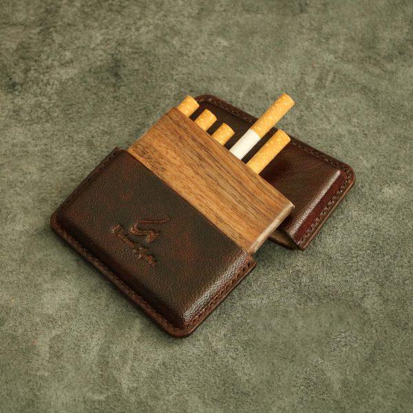 کیف سیگار چرم